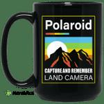 Polaroid Capture And Remember Land Camera Mug