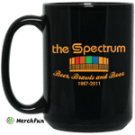 The Spectrum Beer Brawls And Boos 1967 2011 Mug