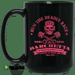 Barchetta Sunday Racing Club Run The Deadly Race Mug