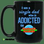 I Am Single Dad Who Is Addicted To Coolmath Games Mug