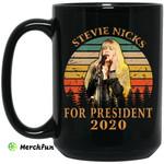 Stevie Nicks For President 2020 Mug