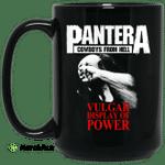 Pantera Cowboys From Hell Vulgar Display Of Power Mug