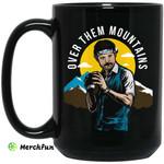 Gardner Minshew Duval Over Them Mountains Mug