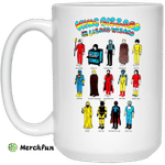 King Gizzard And The Lizard Wizard Toys Mug