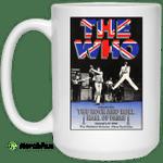 The Who The Rock And Roll Hall Of Fame Mug
