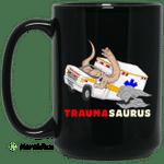 TraumaSaurus Mug