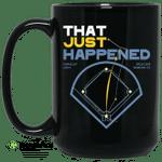 That Just Happened Tampa 8 LA 7 Game 4 Mug