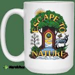 Escape To Nature Greta Van Fleet Parks Project Mug