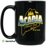 Acadia National Park Maine Mug