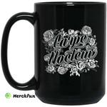 Carpe Noctem Goth Soft Grunge Boho Vampire Seize The Night Mug