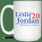 Leslie Jordan 2020 Well Shit How Y'all Doin Mug