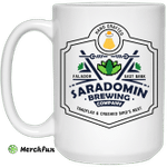 Saradomin Brewing Company OSRS Mug