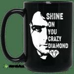 Shine On You Crazy Diamond Syd Barrett Mug