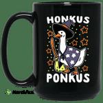Honkus Ponkus Duck Untitled Goose Game Mug