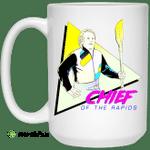 Chief Of The Rapids Mug