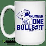 Number One Bullshit #1 Bullshit Mug