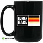 Human Race Mug