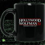 Danger Zone Hollywood Wolfman 85' Where'D Who Go Mug
