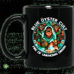 Blue ?yster Cult Fire Of Unknown Origin Mug