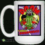 MF Doom Operation Doomsday Mug