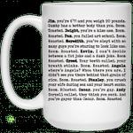 The Office Boom Roasted - Boom Roasted Legendary Michael'S Roasting Mug