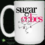 The Sugar Life's Too Good Cubes Mug