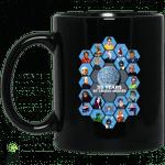 Mystery Science Theater 3000 30 Years Of Cheesy Movies Mug
