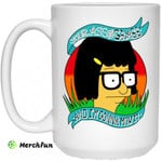 Bob's Burger Your Ass Is Grass And I'm Gonna Mow It Mug