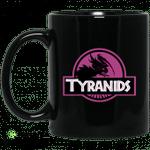 Tyranids Jurrasic Park Mug