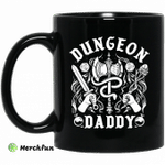 Dungeon Daddy Dungeon Master Mug