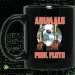 Pink Floyd Animals Rock Album Mug