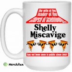The Wife Of The Leader Of The Church Of Scientology Shelly Miscavige Mug