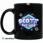 Scott The Woz Logo Mug