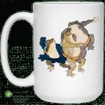 Toad Sumo Mug