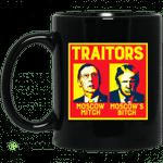 Traitors Ditch Moscow Mitch Mug