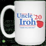 Uncle Iroh 2020 Make Tea Not War Mug