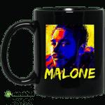 Malone Vintage Rapper Post Malone Mug