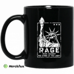 Rage Rage Sgainst The Dying Of The Light Mug