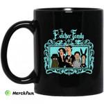 The Belcher Family Bob's Burgers Mug