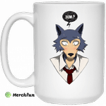 Beastars Legoshi The Wolf Anime Essential Mug
