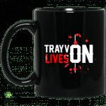 Trayvon Lives Trayvon Martin Mug