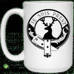 Je Suis Prest Logo #Outlander Mug