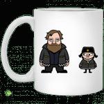 Andy Hinrika Trapped mug