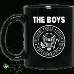 The Boys Hughie Billy Frenchie Mother's Milk Mug
