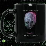 Marilyn Manson We Are Chaos Mug