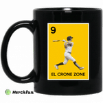 9 El Crone Zone Mark DeRosa NBA Mug