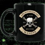 Some Boys Become Men A Few Become Mason's Mug