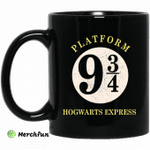 Platform 9 3/4 Hogwarts Express Harry Potter Mug