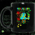 King Gizzard And The Lizard Wizard Mug