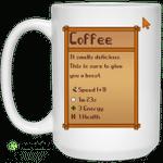 Stardew Valley Coffee 11oz 15oz Mug